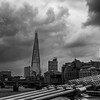 The Shard (davepickettphotographer) Tags: riverthames uk london theshard shard glass millennuim bridge southbank thetate southwark city cityoflondon