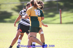 2018 Rd 9 Brothers v Wests_Women (303) (Maroondamimages@gmail.com) Tags: