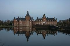 Anholt Wasserschloss Anholt (robdammers) Tags: isselburg nordrheinwestfalen duitsland de