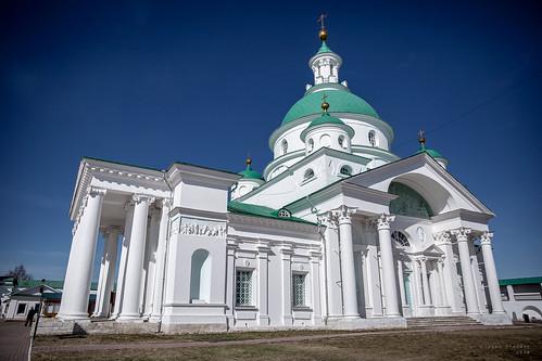 Rostov. Dimitriy's temple