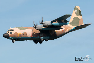 TK.10-06 Spanish Air Force (Fuerza Aerea Española) Lockheed Martin KC-130H Hercules
