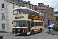 5504. B144 RWY: West Yorkshire PTE (chucklebuster) Tags: b144rwy metrocoach leyland olympian roe west yorkshire pte wypte