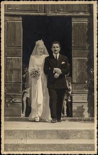 Ascoli com'era: una sposa d'altri tempi (1945)