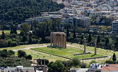 Athens - Temple of Olympian Zeus (Nikolaos Gavrilakis) Tags: gavrilakis nikon d750 greece attiki athens temple olympian zeus στήλεσ ναόσ ολυμπίου διόσ αθήνα αττική αρχαία ancient νίκοσγαβριλάκησ
