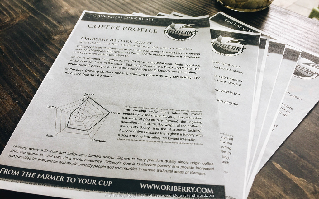 Oriberry Coffee