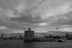 DSC01366 (Damir Govorcin Photography) Tags: blackwhite clouds fort denison sydney harbour zeiss 1635mm sony a7rii natural light