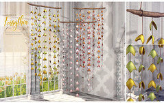 Bloom // Ariskea // Forsythia (ariskea) Tags: flower bloom paper hanger cute spring new ariskea decor decorations