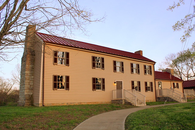 Douglass Clark House (and Courthouse)