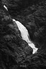 Fisgas do Ermelo (RuiFAFerreira) Tags: alvão natural park fisgasdoermelo waterscape waterfall beauty bw black white portugal rocks landscape