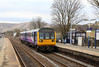 Highlight of the day for certain lone passenger. (Marra Man) Tags: edale edalestation northernrail class142 142091 railbus pacer