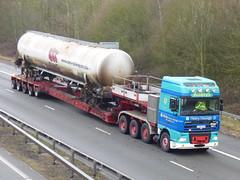 T500AHH (47604) Tags: t500ahh allelys tea tank wagon m42 lorry daf truck heavy haulage stgo cat3 blue
