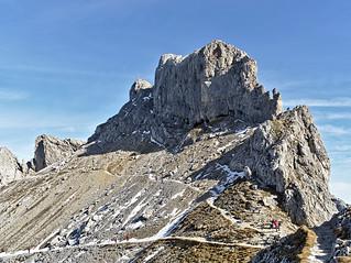 Westliche Kartwendelspitze (2385m)