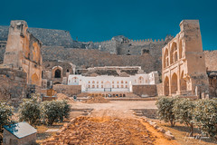 Golconda Fort (Harsh.Muhania) Tags: architecture ancientarchitecture kohinoor golconda fort historical unesco tourism old buildings beautiful place