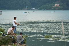 DSC08548 (LHansos) Tags: nepal pokhara travel phewa lake sony a6000