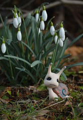 Snowdpors (air_dan) Tags: the mushroom peddler bjd snail pet