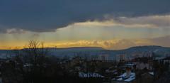 Ciels de mars depuis mes fenêtres (godran25) Tags: europe france bourgogne burgundy dijon côtedor ciel sky nuages clouds city cityscape paysage
