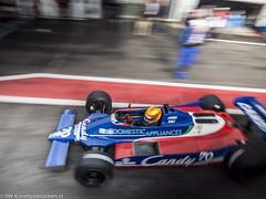 2017 Spa Six Hours: Tyrrell 010 (8w6thgear) Tags: 2017 spa spasixhours spafrancorchamps tyrrell cosworth 010 formula1 f1 pitlane fiamastershistoricformulaonechampionship