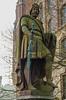 Conde Adolfo III (Miguel Ángel Prieto) Tags: hamburgo alemania germany hamburg count adolf iii conde trostbrucke