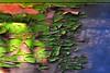 Old paint (holly hop) Tags: abstract green paint peelingpaint postprocessing sliderssunday
