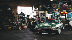1984 Spa24 & 1985 Bathurst1000 (AaronChungPhoto) Tags: jaguar xjs groupa australia melbourne classic classiccar car racecar v12 spa24 bathurst1000 old oldschool