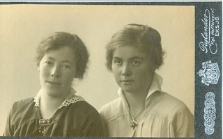 Two women from Eksjö