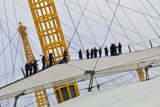 Climbing the Dome