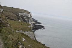 (senderismoenlondres) Tags: dover deal historic white cliffs swcwalks book2 walk30 england stmargarets bay castle zetland arms medievalcastle roman south foreland lighthouse goodwinsands beach walmercastle downs english hiking walking whitecliffs dealcastle dealbeach southforelandlighthouse cliffe romanlighthouse worldwariibunker
