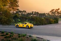 Aspirated Aspirations (robertsautomotive.photos) Tags: tdf f12 f12tdf ferrarif12tdf ferrari monterey car carweek carbon carbonfiber 17miledrive drive 17mile f12tdfdskl