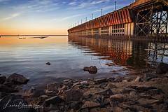 Right Place Right Time (Laura Simonsen Braun) Tags: oredock marquette puremichigan lakesuperior lake greatlakes