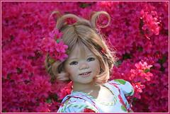 Anne-Moni ... ein Lächeln für Dich ... (Kindergartenkinder 2018) Tags: gruga grugapark essen azaleen kindergartenkinder annemoni annette himsted