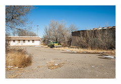 abandoned motel (philippe*) Tags: vaughn newmexico abandoned decay