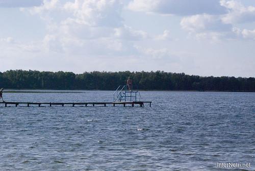 Шацький Національний Природний Парк Озеро Пісочне  МІстки InterNetri  Ukraine 153