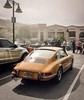 Porsche 912 at Golden Cove (49er Badger) Tags: porsche 912 goldencove rpv ranchopalosverdes fog