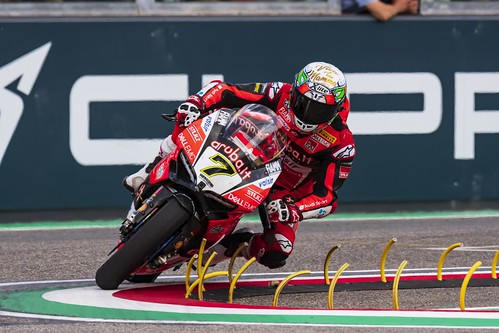"WSBK Imola 2018 • <a style=""font-size:0.8em;"" href=""http://www.flickr.com/photos/144994865@N06/41465604195/"" target=""_blank"">View on Flickr</a>"