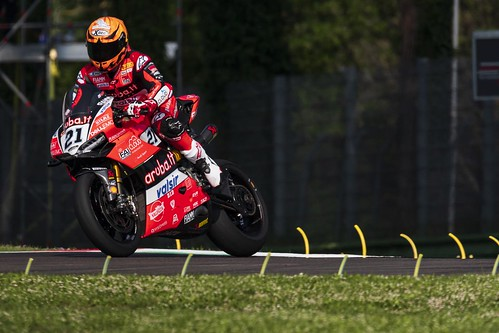 """WSBK Imola 2018 • <a style=""""font-size:0.8em;"""" href=""""http://www.flickr.com/photos/144994865@N06/41465624615/"""" target=""""_blank"""">View on Flickr</a>"""
