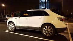Saab 9-4X (sjoerd.wijsman) Tags: zuidholland holanda olanda holland niederlande nederland thenetherlands netherlands paysbas carspot carspotting cars car voiture fahrzeug auto autos berkelenrodenrijs import white whitecars whitecar wit weis blanc jd330d sidecode9 saab 94x saab94x 13032018