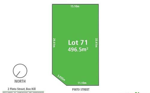 2 Pinto Street, Box Hill NSW