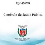 Comissão de Saúde Pública 17/04/2018