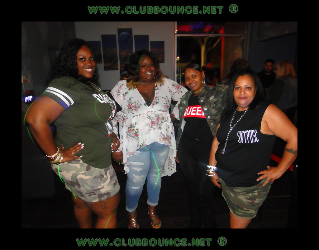 APRIL 2018 BBW CLUB BOUNCE PARTY PICS (CLUB BOUNCE) Tags: bbw clubbounce  voluptuous