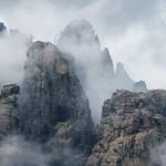 Clouds in the Aiguilles de Bavella thumbnail