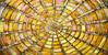 Artwork with Mosaic Stones (VenusTraum) Tags: mosaik steine kunstwerk artwork mosaic fuge gap hypnose kreise fluchtpunkt bunt colorful