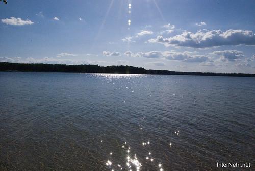 Шацький Національний Природний Парк Озеро Пісочне  Блиск сонця в воді InterNetri  Ukraine 108