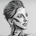 Model:Kristina , special Make Up shooting in Vienna, Lightbox academy, www.joekroerfoto.at