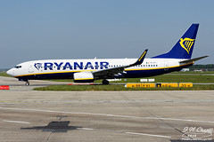 Ryanair [FR][RYR] / EI-EFJ / 737-8AS / EDDH (starger64) Tags: canoneos1dmrakiv hamburgairport ham flughafenhamburg eddh aviation airplane aircraft arlines ryanair 瑞安航空 eiefj boeing7378as boeing 737 738 737800 ef24704isl