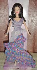 2003 A Million Thanks  Barbie(Lavender) (2) (Paul BarbieTemptation) Tags: 2003 million thanks barbie lavender purple version bohemian glamour pt mattel indonesia