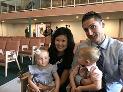"""Emily and Joe with Dani and Kai at Lauren and Bradley's Wedding Ceremony • <a style=""""font-size:0.8em;"""" href=""""http://www.flickr.com/photos/109120354@N07/41714541274/"""" target=""""_blank"""">View on Flickr</a>"""