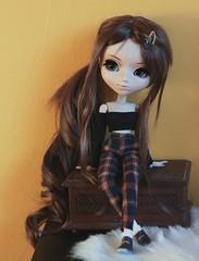 cherie (efichu °) Tags: squirrellicious sbhs obitsu cancan efichu cherie shinku original 2006 junplanning doll pullip