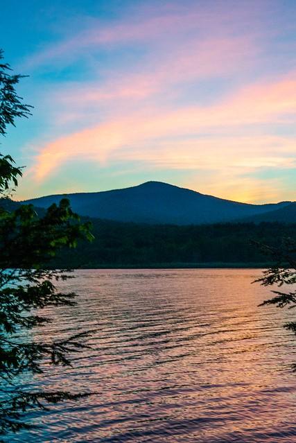 Adirondack Mountains - Lewey Lake - May 31, 2018