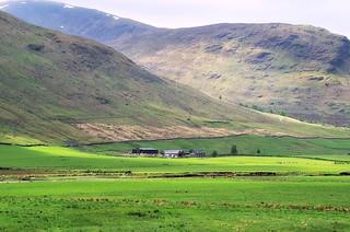 Glen Lyon Farmland