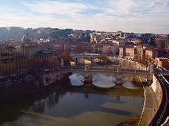 Rome, Italy (aljuarez) Tags: europa europe italia italien italy lacio lazio roma rom rome castel santangelo
